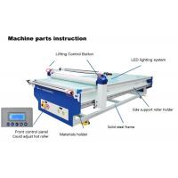 Quality Large Format Flatbed Laminating Machine With Cutting Pad And Cutter 1500 / 3000mm wholesale