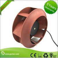 Quality Floor Ventilation 24V DC Centrifugal Blower Fan With PAM / PWM Control wholesale