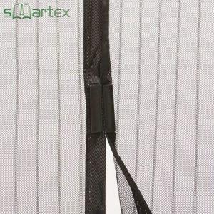 Quality Lightweight Door Mesh Curtain , Magnetic Screen Garage Door Curtain wholesale