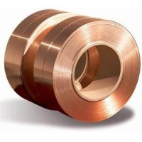 Quality High Purity 14mm GB2059-2008 T2 Copper Alloy Strip wholesale