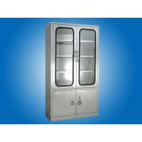 Quality Hospital furniture  full Stainless Steel Cabinet for Medical Apparatus and Instruments wholesale