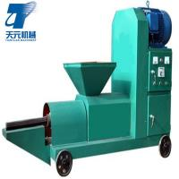 China Hot selling Biomass sawdust charcoal briquette machine for BBQ burning on sale