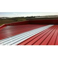 Quality Trapezoidal Roof Wall Panel Cold Roll Former Galvanized Steel High Speed wholesale