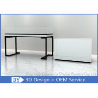 Buy cheap Matte White Handbag Display Fixtures Pre - Assembly Structure Superb Craftsmanship from wholesalers