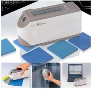 Quality Knoica Minolta Portable Spectrophotometers CM-2600d / 2500d UV-Control (NUVC) for color measurement wholesale