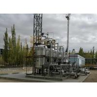 Quality 97% Efficiency Methane Gas Recovery System Unit With Custom Design wholesale