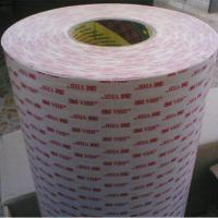 Quality 0.64mm thickness 610*33m gery color 3M4936 double sided adhesive acrylic VHB foam tape wholesale