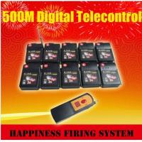 Quality 10 channels/cues 500m wireless remote control sequential & salvo fireworks firing system(DBR05-X1/10)) wholesale