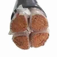 Quality PVC Insulated/Fire-resistant Power Cable with Voltage Up to 6kV  wholesale