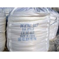 Rock Salt for Deicing and Melting Snow