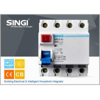 Quality Electrical Residual Current Circuit Breaker for home , mini circuit breaker wholesale