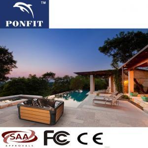 Quality Ponfit Hot Massage Tub / outdoor Whirlpool Spa massage / bathtubs wholesale