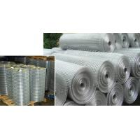 China Electro welded wire mesh , high strength, PVC  coated, 3/8×3/8 on sale