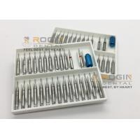 Buy cheap 25pcs TriStar Retention Dentin Pins and Drills for Root Canal Filling from wholesalers
