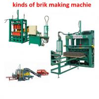 Quality flyash bricks&tiles making Machine with competitive price made in china wholesale