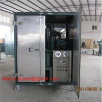 Quality Enclosed Completely Transformer Oil Filtration,Oil Purifier,Oil Reclamation wholesale