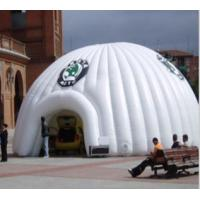 White Pvc Outdoor Advertising Inflatable Dome Tent for Event and Business Show