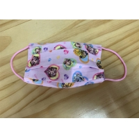 Quality Printed Cloth Protective Odorless Disposable Children Mask wholesale