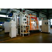 China 2 Manipulators Zinc Pressure Die Casting Machine For Brass / Zinc Alloy Products on sale