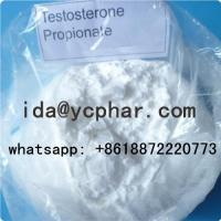China Raw White Powder hot sale CAS NO.57-85-2 Testosterone Propionate on sale