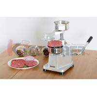 Quality Commercial Hamburger Machine Patty Maker Stainless Steel With Long Handle wholesale