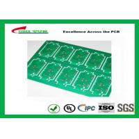 Quality RoHS Single Layer Custom Printed Circuit Board  FR4 Lead Free HASL IPC Standard wholesale