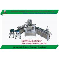Cheap New Condition Automatic Blister Packing Machine 15KW 0.6MPA 12 Months Warranty for sale