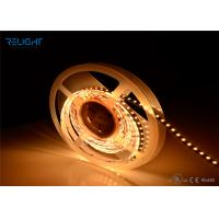 Quality Dimmable IP20 4.8w 12VDC Warm White Led Strip Lights 3528 Smd Led Strip wholesale