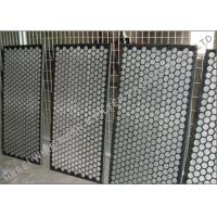 Quality 28'' X 48'' Oil Vibrating Sieving Mesh Screen Stainless Steel Material wholesale