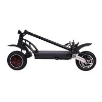 China Dual Motor Folding Electric Scooter 2000W For Off Road Use , Long Life on sale