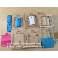 China Flat steel rule die for phone case cutting, phone pouch steel cutting dies making, on sale