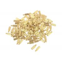 """Cheap Custom ASE Electronic Hardware 0.125"""" L 1/4"""" Diameter Male - Male Hex Standoffs for sale"""