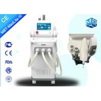 Quality E - Light IPL SHR Hair Removal Machine For Hair Removal , Pigmentation Removal wholesale