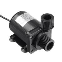 Buy cheap Max 1000 MA 12V DC Water Pump Submersible 5.5 M 1000 L/H Brushless Motor from wholesalers