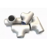 China Stainless steel 316 pipe fittings Stainless steel tee on sale