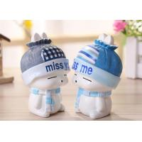 Quality Cute Non Toxic Resin Decoration Crafts Custom Logo / Texts Accepted wholesale