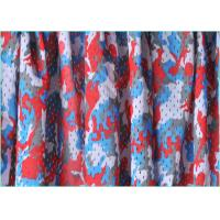 Quality Camouflage 100% Polyester Printed Tricot Mesh Fabric Material for Sportswear 1.5m * 150gsm wholesale