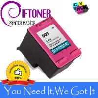 China Compatible HP CC656AN (HP 901 Color) Tri-Color Ink Cartridge on sale