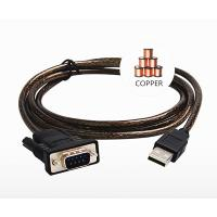 Quality USB TO RS232 Series Converter Cable with chipest wholesale