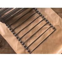 Quality Rod Stainless Steel Wire Mesh Belt Anti Corrosion Bear 2000 Degree Centigrade wholesale