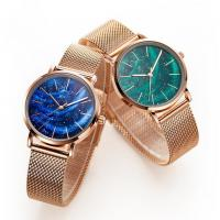 Quality Simple design starry sky dial ladies analog brand your own logo watches wholesale wholesale