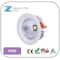 Quality 40w COB led ceiling lights cree lifud driver 5 years warranty led downlights wholesale