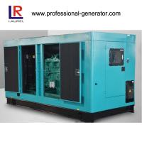 Buy cheap 225kVA Cummins Silent Diesel Generator from wholesalers