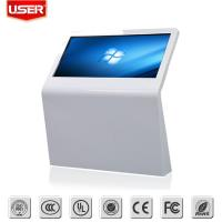 Quality Anti - Sunlight Interactive Digital Signage High Transparency With 500GB Hard Disk wholesale
