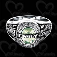 Buy cheap Unique class ring fashion jewelry from wholesalers