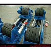 Cheap Boiler / Tank Welding Rolls , Pipe Rotators for Welding High Precision and High Speed for sale