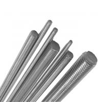 Quality Industrial Stainless Steel All Thread Rod Custom Dimension Non Toxic wholesale
