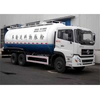 Quality Dongfeng 6x4 Bulk Cement Trailer , 20 Tons - 40 Tons Cement Powder Truck wholesale