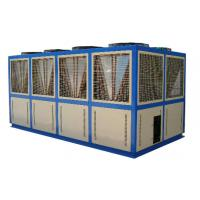 Quality Semi-hermetic Compressor Air Cooled Screw Chiller R410 Refrigerant wholesale
