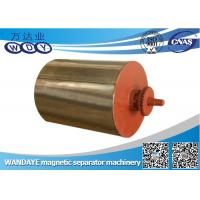 Quality Permanent Strong Stainless steel Magnetic Drum For Magnetic Iron Separator wholesale
